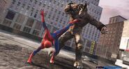 The-Amazing-Spider-Man Vs Rhino II