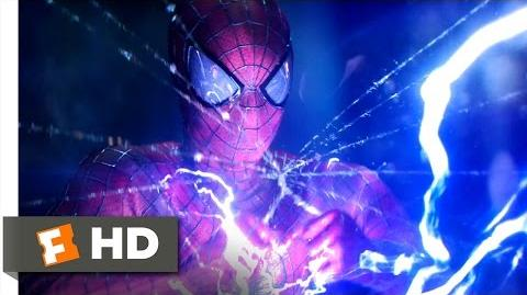 The Amazing Spider-Man 2 (2014) - Electro Overload Scene (8 10) Movieclips