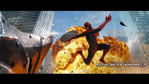 THE AMAZING SPIDER-MAN 2 - Now Showing