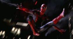 Spider-Man Web Swinging