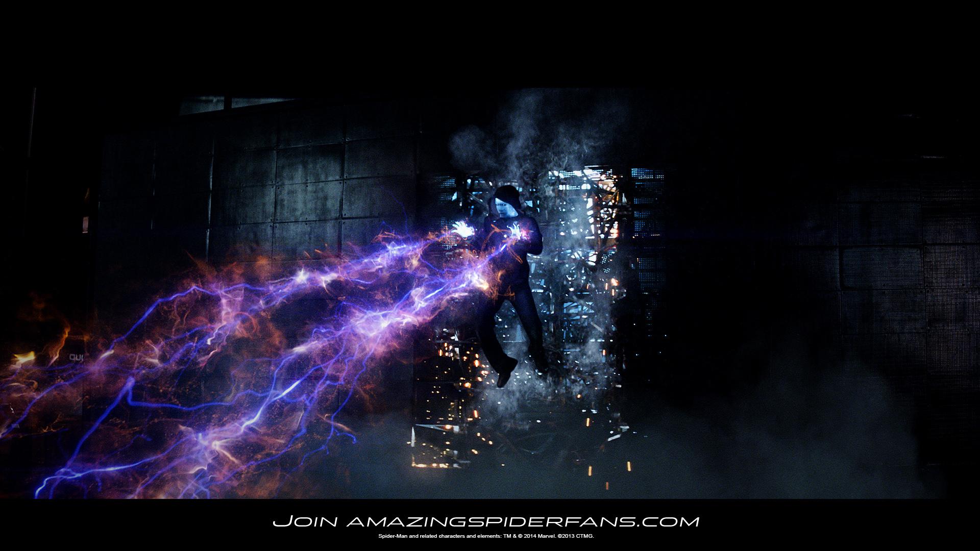 The Amazing Spider Man 2 Electro