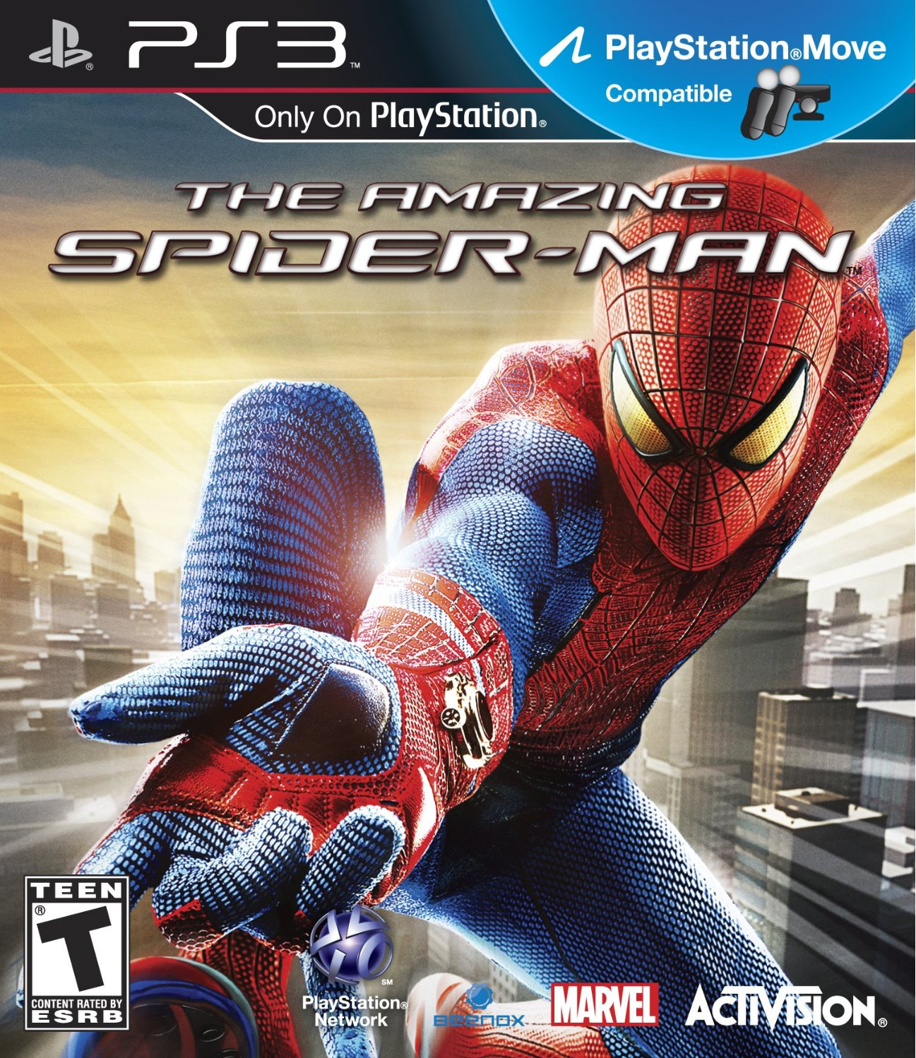 image - the amazing spider-man - ps3 game 1 | amazing spider-man