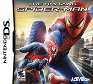 The Amazing Spider-Man - Nintendo DS game 1
