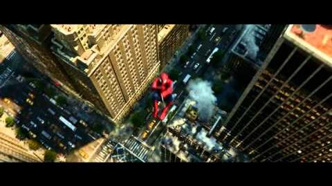 The Amazing Spider-Man 2 Spidey's Epic Free Fall (Clip) - At Cinemas April 16