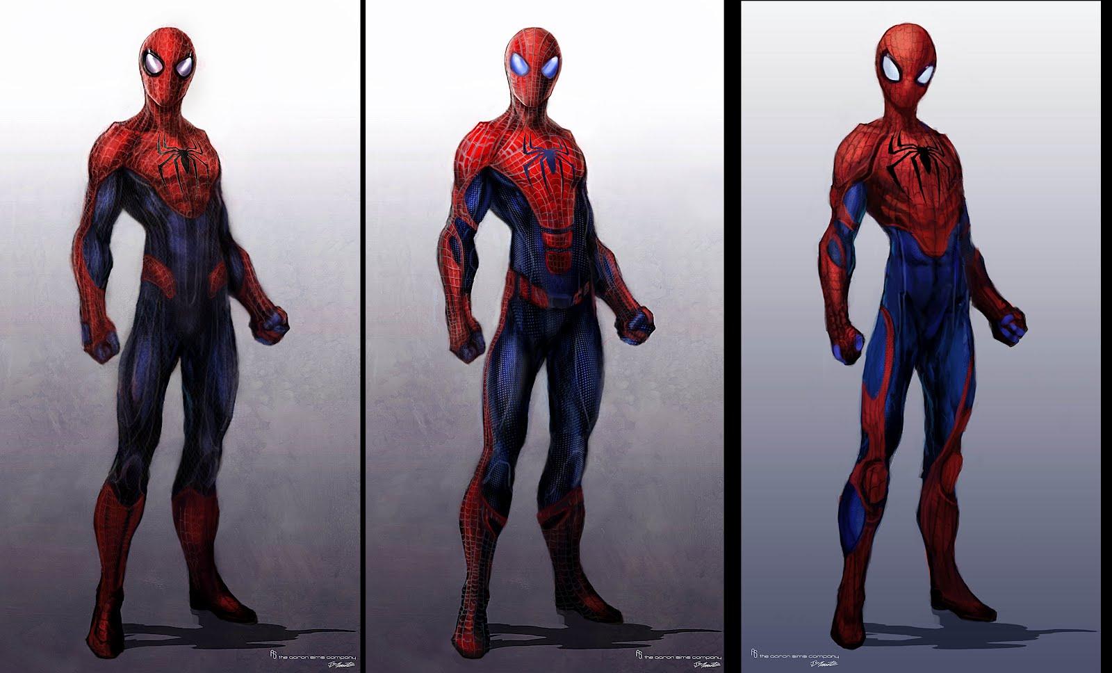 Amazing-Spider-Man-Alternate-Costumes.jpg & Image - Amazing-Spider-Man-Alternate-Costumes.jpg | Amazing Spider ...