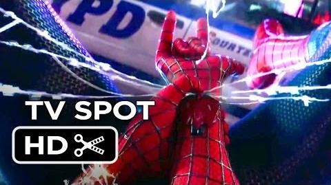 The Amazing Spider-Man 2 TV SPOT - Experience (2014) - Marvel Movie HD