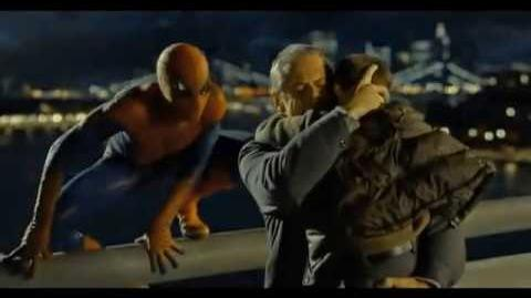 The Amazing Spider-Man Extended TV SPOT (2012) - Andrew Garfield Movie HD