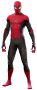 Upgraded Suit from Sony Pictures Universe of Marvel Characters render