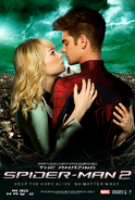 The Amazing Spider-Man 2 - Peter and Gwen Poster 2