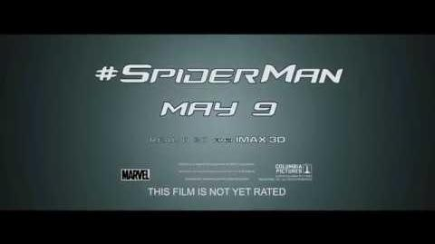 The Amazing Spider-Man 3 - Super Bowl Ad Part 1