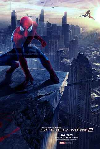File:The Amazing Spider-Man 2 - Spider-Man (with Andrew Garfield).jpg