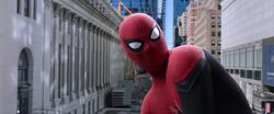 Spider-Man Watches The News (MSG)
