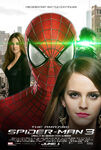 The Amazing Spider-Man 3 theatrical movie poster 2018