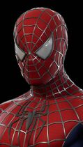 Webbed Suit from SPUMC render