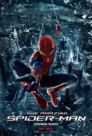 File:The Amazing Spider-Man fifth poster.png