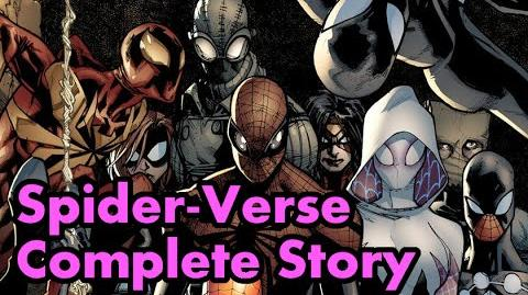 Spider-Verse Complete Story