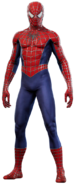 Webbed Suit from Sony Pictures Universe of Marvel Characters render