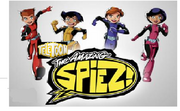 The Spiez title card