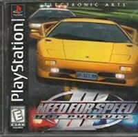 Need For Speed Iii Hot Pursuit Ps1 Gameplay Walkthrough