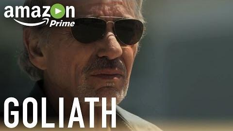 Goliath - Critical Acclaim Streaming Now with Prime Amazon Video