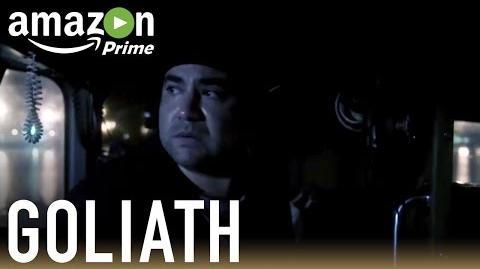 Goliath – Sick of Waiting Amazon Video