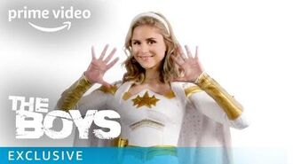 The Boys - Exclusive Starlight's Wish ft. Erin Moriarty Prime Video