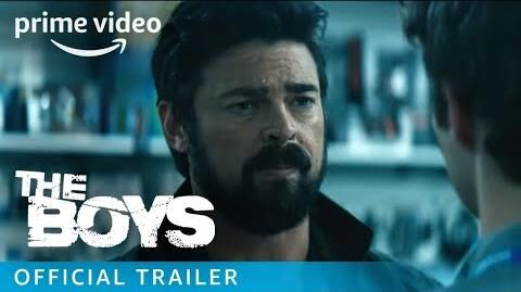 The Boys - Official Trailer Prime Video