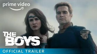 The Boys - Final Trailer Prime Video