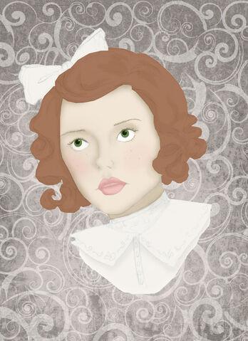 File:The little girl in white by katdewitt-d6tp3pl.jpg