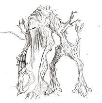 Tree man by mrholister-d2bhlll