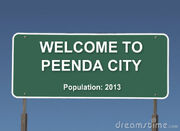 Welcome to Peenda City