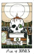 Ace-of-bones-pentacles-the-collective-tarot-by-the-tarot-collective