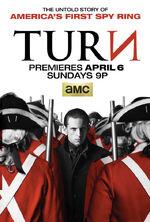 Turn Season 1 poster