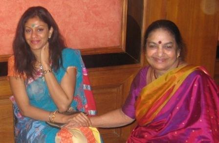 File:Madhu Nataraj with Dr.Maya Rao.jpg