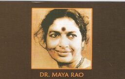Dr.Maya Rao (Hattangadi)