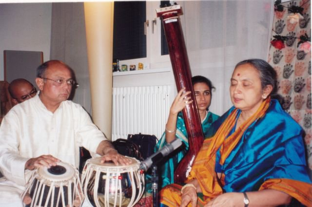 File:Gourang Kodical In a concert with Lalith J Rao.jpg