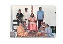 File:HH Swami Parijnanashram with Basrur Shantapachhi and family at Bangalore.jpg