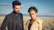 Preacher season 1 - Jesse and Tulip