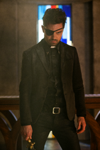 Jesse Custer End of the World portrait
