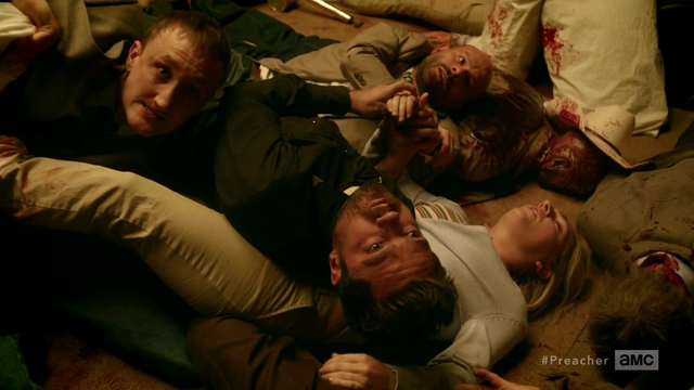 File:Jesse, Fiore, and DeBlanc over a pile of the angels' dead bodies.png