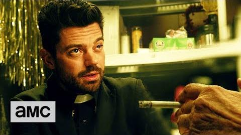 Preacher Season 2 'A Look Ahead' Official Featurette