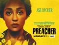 Preacher season 2 poster - Ass Kicker.png