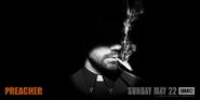 Preacher series premiere promo - Jesse Custer
