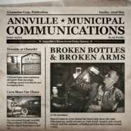 Annville Municipal Communications - Sunday 22nd May