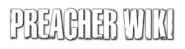 Preacher Wiki second logo full size