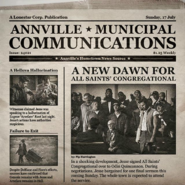 Annville Municipal Communications - 17th July
