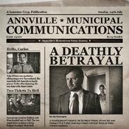 Annville Municipal Communications - Sunday 24th July