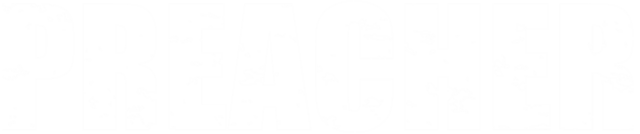 File:Preacher white logo.png