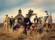 Preacher season 1 full cast