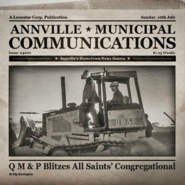 Annville Municipal Communications - 10th July